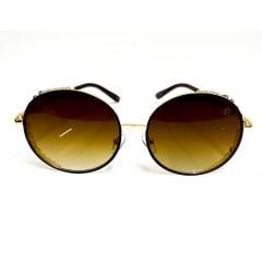 Óculos Solar Feminino Rafalu HT1057 C3 - SEM ESTOJO