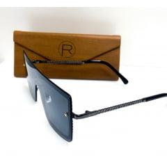 Óculos Solar Feminino Rafalu HT1079 C1 - SEM ESTOJO