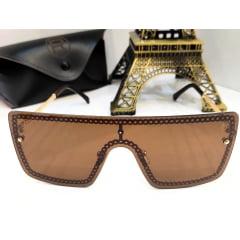 Óculos Solar Feminino Rafalu HT1079 C6 - SEM ESTOJO