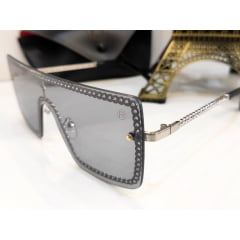 Óculos Solar Feminino Rafalu HT1079 C7 - SEM ESTOJO