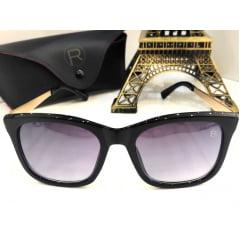 Óculos Solar Feminino Rafalu JQ7942 C1