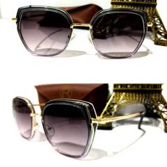 Óculos Solar Feminino Rafalu SLB0023T