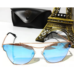 Óculos Solar Feminino Rafalu A088 R47-800