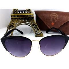Óculos Solar Feminino Rafalu 28416 C1