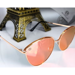 Óculos Solar Feminino Rafalu SLB0087