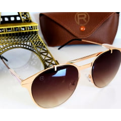 Óculos Solar Feminino Rafalu A023 R58-826
