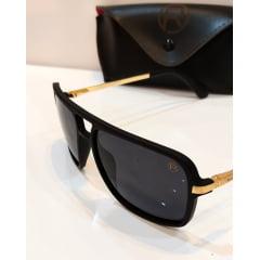 Óculos Solar Masculino Polarizado Rafalu 0075 C2