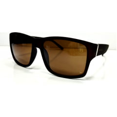 Óculos Solar Masculino Polarizado Rafalu LM9384-C4