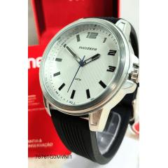 Relógio Masculino Mondaine Esportivo Caixa Prata