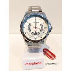 Relógio Masculino Mondaine Prata