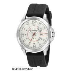 Relógio Mondaine Masculino Pulseira de Silicone