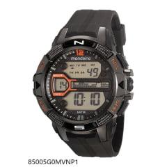 Relógio Mondaine Preto Digital Esportivo