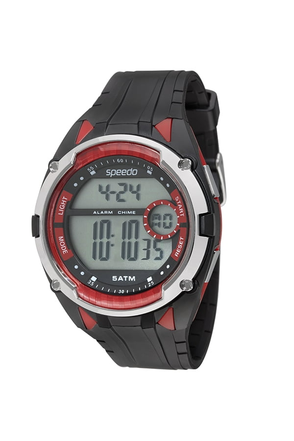 Relógio Speedo Masculino Esportivo Preto 81148G0EVNP1