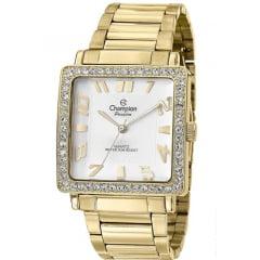 Relógio Champion Feminino Dourado CN28786H