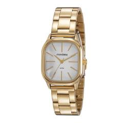 Relógio Mondaine Feminino Dourado 83481LPMVDE1