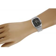 Relógio Mondaine Feminino Prata 83481L0MVNE2