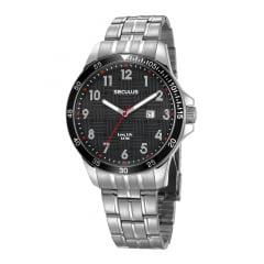 Relógio Prata Masculino Seculus 28986G0SVNA2