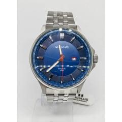 Relógio Seculus Masculino em Aço Inoxidável 77034G0SVNA2