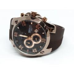 Relógio Masculino cronógrafo Seculus 28207GPSGMU1