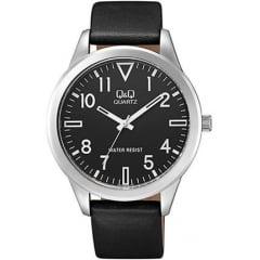 Relógio QeQ em Aço Masculino QA52J305Y?