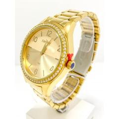 Relógio Condor Feminino Dourado CO2035KUY/4D