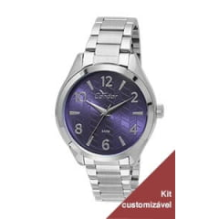 Relógio Condor Feminino Prata CO2036KSX/K3G