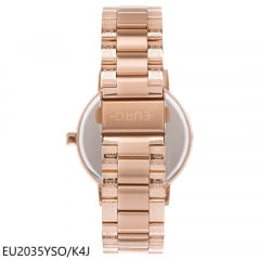 Relógio Euro Feminino  Rosê EU2035YSO/K4J + Mix Pulseira