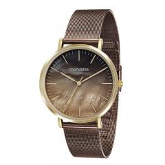 Relógio Mondaine Feminino Marrom