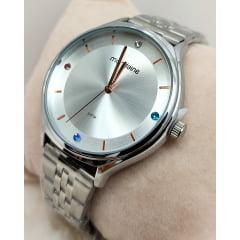Relógio Mondaine Prata