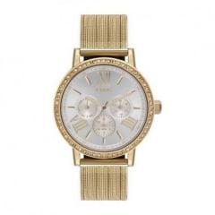 Relógio Euro Multifunção Feminino Dourado EU6P29AHL/4B