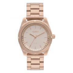 Relógio Euro Feminino Dourado Lançamento