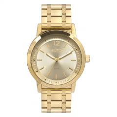 Relógio Euro Feminino Dourado EU2035YPH/4D