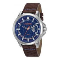 Relógio Mondaine Masculino Couro 99333G0MVNJ1