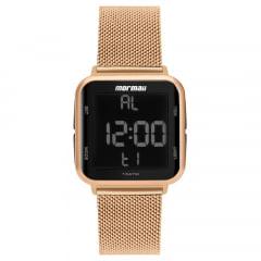 Relógio Mormaii Quadrado Rosê MO6600AF/8J
