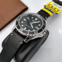 Relógio QeQ em Couro Masculino A172J322Y