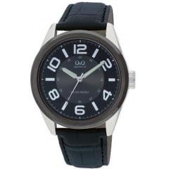 Relógio QeQ em Couro Masculino Q266J505Y