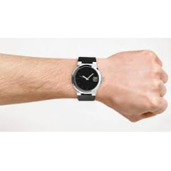 Relógio QeQ em Couro Masculino Q740J302Y