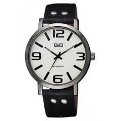 Relógio QeQ em Couro Masculino Q892J504Y