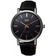 Relógio QeQ em Couro Masculino Q892J552Y