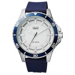 Relógio QeQ em Couro Masculino QB24J301Y