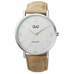 Relógio QeQ em Couro Masculino QB40J304Y