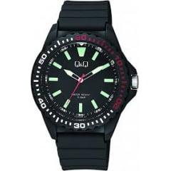 Relógio QeQ em Silicone Masculino VS16J002Y