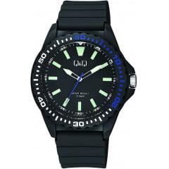 Relógio QeQ em Silicone Masculino VS16J007Y