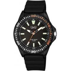 Relógio QeQ em Silicone Masculino VS16J011Y