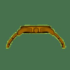 Relógio Seculus Dourado Masculino