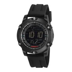 Relógio Speedo Masculino Esportivo Preto