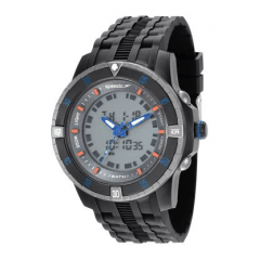 Relógio Speedo Masculino Esportivo Preto 81127G0EVNP3