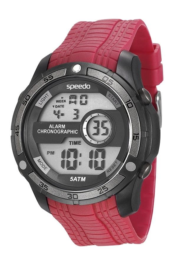 Relógio Speedo Masculino Esportivo Preto 81147G0EVNP3