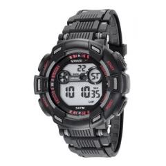 Relógio Speedo Masculino Esportivo Preto 81172G0EVNP1