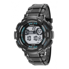 Relógio Speedo Masculino Esportivo Preto 81172G0EVNP2